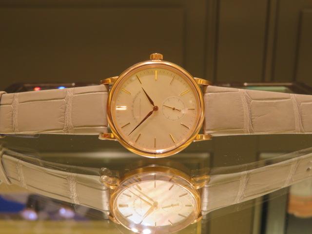 ドイツ時計の伝統を現代に継承するブランド、A・ランゲ&ゾーネより高貴な気品が漂う優雅なモデル。-A.LANGE&SÖHNE -IMG_1502