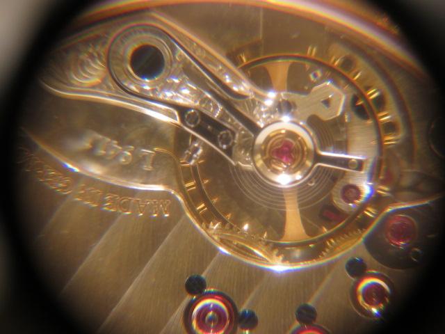 ドイツ時計の伝統を現代に継承するブランド、A・ランゲ&ゾーネより高貴な気品が漂う優雅なモデル。-A.LANGE&SÖHNE -IMG_1503