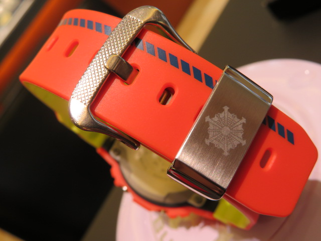 神戸市消防局 救助隊50周年 コラボモデル! G-SHOCK「GW-B5600FB-4JR」-G-SHOCK -IMG_1613