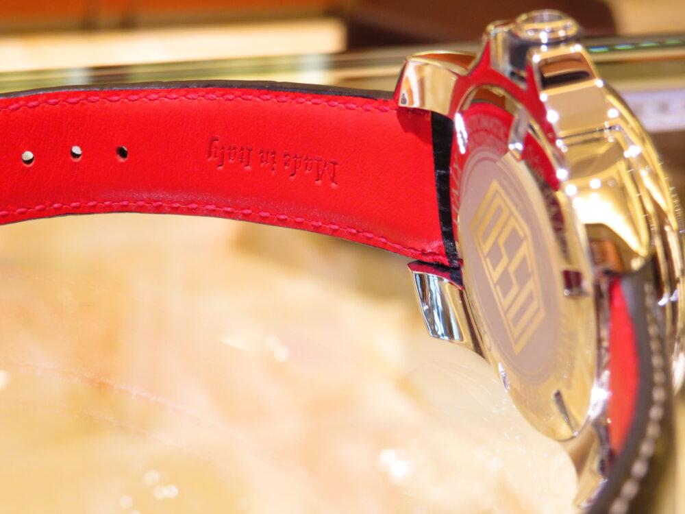 イタリア発のハイセンスな腕時計!オッソイタリィ ストラップキャンペーン開催中です☆-OSSO ITALY -IMG_1687