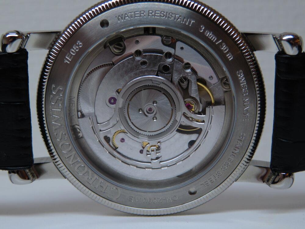 優雅な光沢を備えた文字盤! クロノスイス「シリウス アーティスト」CH-2893.1E-BL-CHRONOSWISS -IMG_1865
