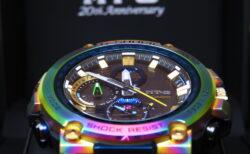 再入荷!希少なレインボーモデル! G-SHOCK「MT-G 20th Anniversary Limited Edition」MTG-B1000RB-2AJR