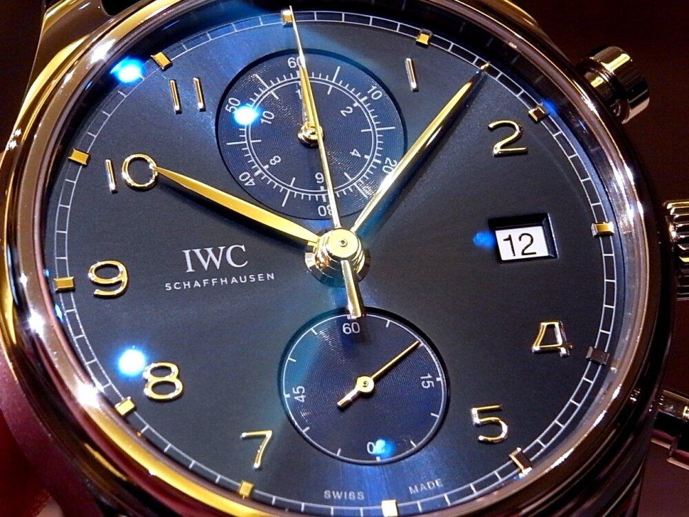 IWC シンプルでクラシカルな「ポルトギーゼ クラシック」IW390303-IWC その他 -R1163216