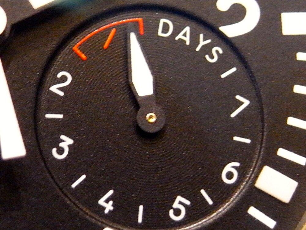 7日間のロングパワーリザーブを誇る名作 「ビッグ・パイロット・ウォッチ」-IWC -R1169020