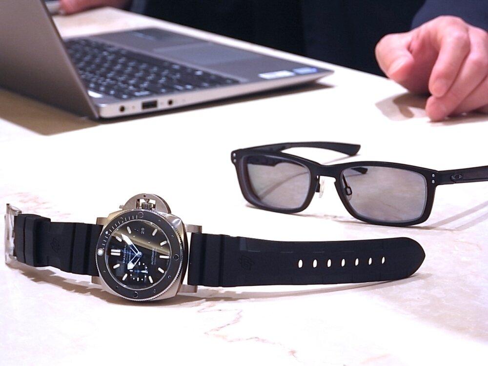 【パネライ】 アクティブなダイバーズ時計がオススメ「ルミノール サブマーシブル 1950 アマグネティック 3デイズ オートマティック チタニオ」 PAM01389-PANERAI -R1171651