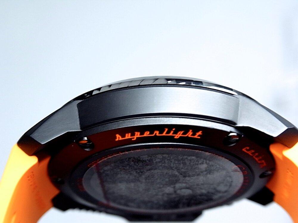 男の個性派ウォッチ(時計)! グラハム「クロノファイター スーパーライト カーボン」-GRAHAM -R1171670