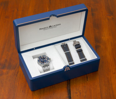 あの人気沸騰中の時計が貰える!!? モーリス・ラクロアが開催するゲームに参加して「アイコン ベンチュラー 限定モデル」をゲットしよう!!