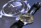 速報!奇跡の入荷!パネライの傑作モデル「ルミノール 1950 8デイズ GMT(PAM00233)」