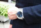 ロジェ・デュブイ 梅雨明け!夏本番!爽やかなメタルブレスレットを採用した「エクスカリバー42オートマティック」