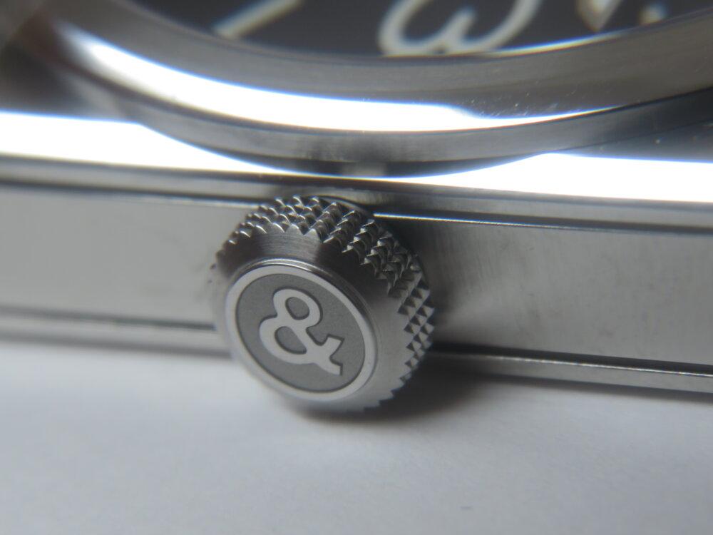 視認性、機能性を備え、デザイン性も優れた ベル&ロス「BR 03-92 BLUE STEEL」BR0392-BLU-ST/SCA-Bell&Ross -IMG_0307