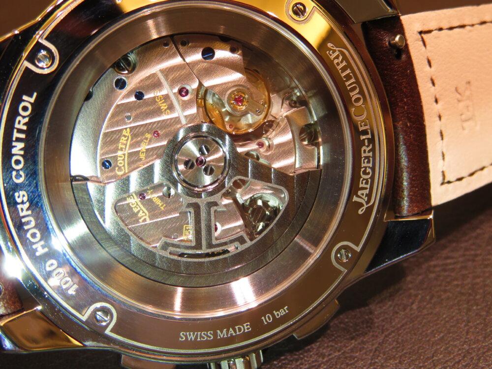 【ジャガー・ルクルト】伝説の防水アラーム時計に起源をもつスポーツコレクション、ポラリス クロノグラフ-Jaeger-LeCoultre -IMG_5800
