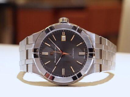 【モーリスラクロア】20万円代前半で手に入る本格機械式時計! 「アイコンオートマティック」