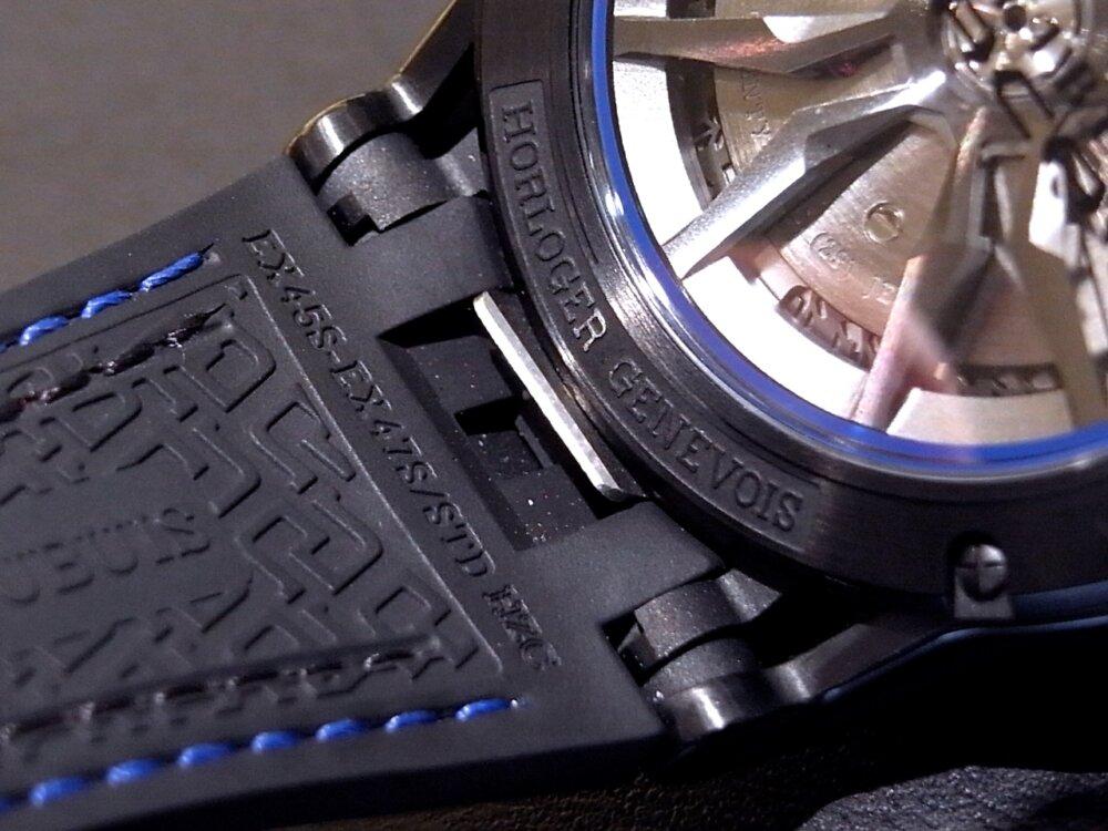 【ロジェ・デュブイ】圧倒的なデザイン!ランボルギーニ社とのコラボレーションモデル「エクスカリバー ウラカン」-ROGER DUBUIS その他 -R1171724