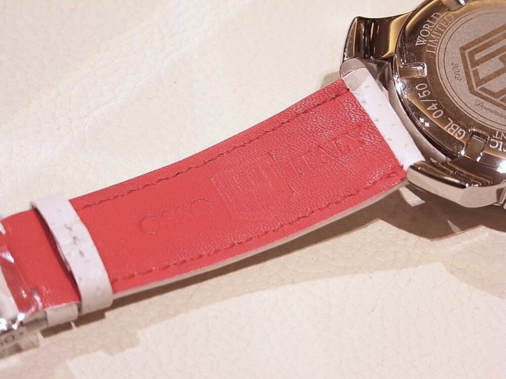 OSSO ITALY ストラップキャンペーン開催中!半袖の季節!腕元を飾る存在感とカラーリングでオシャレに…-OSSO ITALY -R1171789