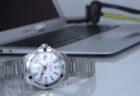 【ジャガー・ルクルト】のポラリス デイト、アクティブな男性におすすめな時計です!