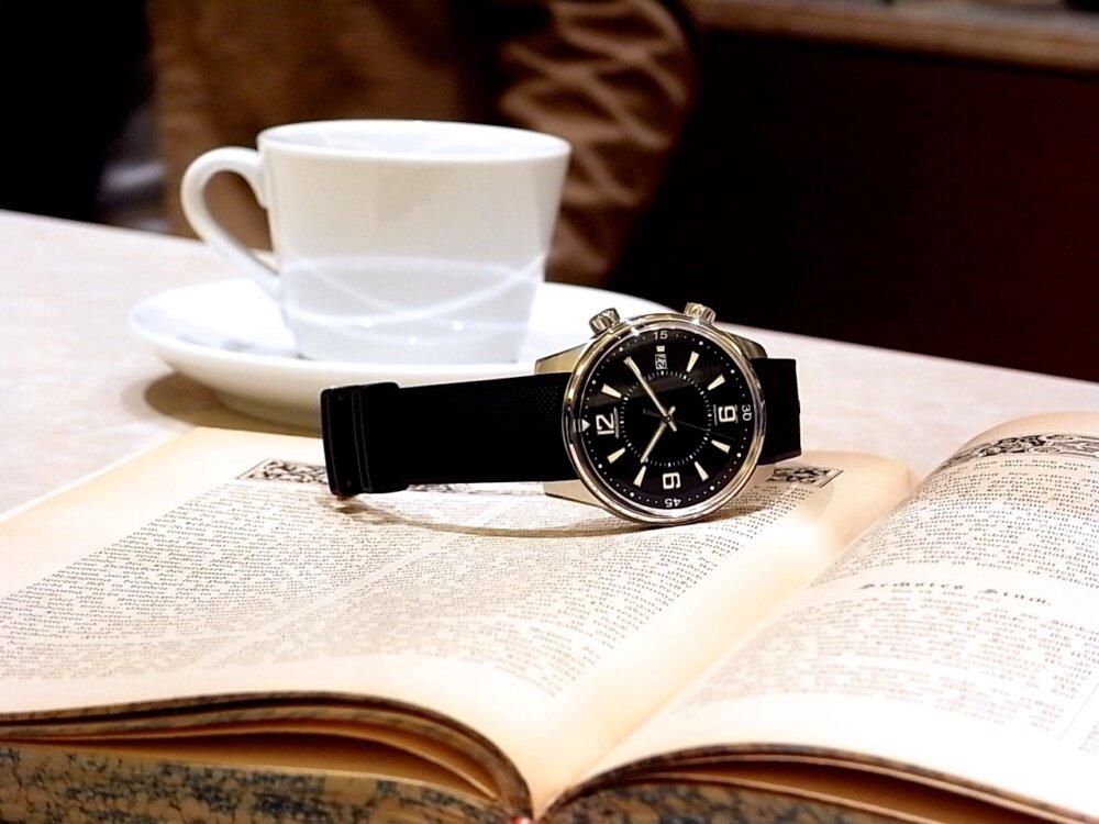 【ジャガー・ルクルト】のポラリス デイト、アクティブな男性におすすめな時計です!-Jaeger-LeCoultre -R1171820
