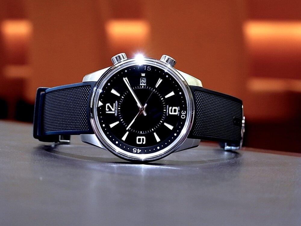 【ジャガー・ルクルト】のポラリス デイト、アクティブな男性におすすめな時計です!-Jaeger-LeCoultre -R1171824