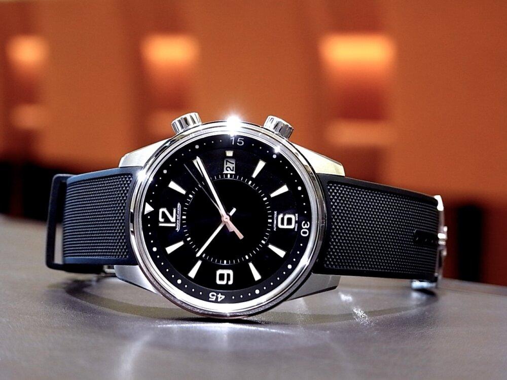 【ジャガー・ルクルト】のポラリス デイト、アクティブな男性におすすめな時計です!-Jaeger-LeCoultre -R1171826