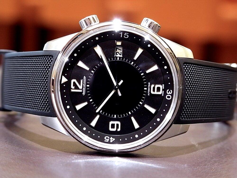 【ジャガー・ルクルト】のポラリス デイト、アクティブな男性におすすめな時計です!-Jaeger-LeCoultre -R1171827