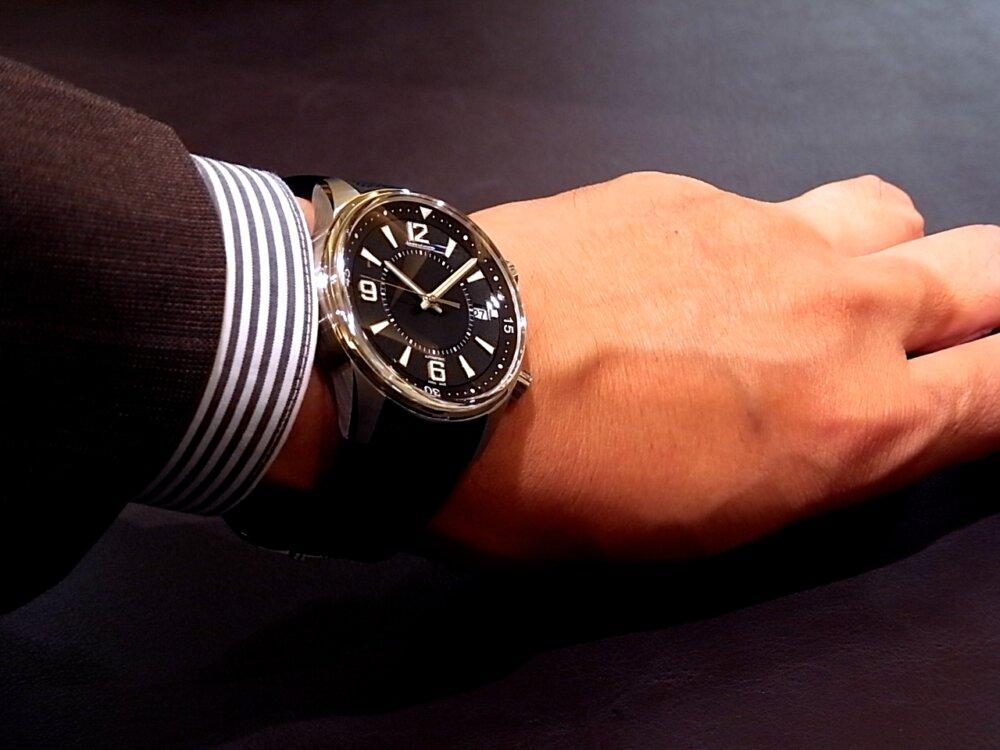 【ジャガー・ルクルト】のポラリス デイト、アクティブな男性におすすめな時計です!-Jaeger-LeCoultre -R1171828