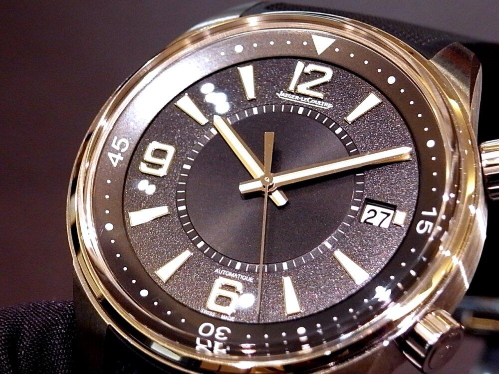 【ジャガー・ルクルト】のポラリス デイト、アクティブな男性におすすめな時計です!-Jaeger-LeCoultre -R1171830