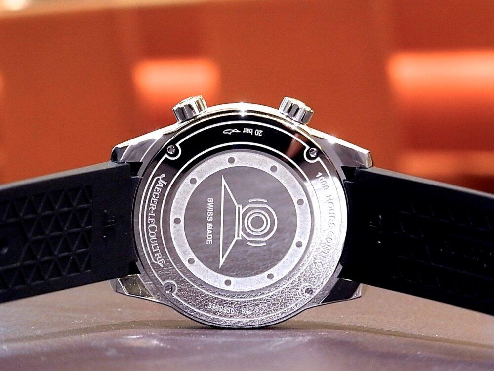 【ジャガー・ルクルト】のポラリス デイト、アクティブな男性におすすめな時計です!-Jaeger-LeCoultre -R1171833