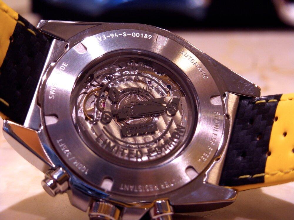 ベル&ロス  ストラップキャンペーン 世界限定999本の2019年新作モデル入荷-Bell&Ross -R1172027