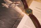 ジャガー・ルクルト ホワイトゴールドケースを採用した「マスター・ウルトラスリム・ムーン」
