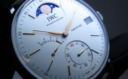 IWC 名作が現代風のデザインで蘇る!「ポートフィノ・ハンドワインド・ムーンフェイズ」IW516401