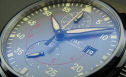 """IWC エリートに相応しい!屈強なパイロット・ウォッチ・クロノグラフ""""トップガン・ミラマー""""IW389002"""