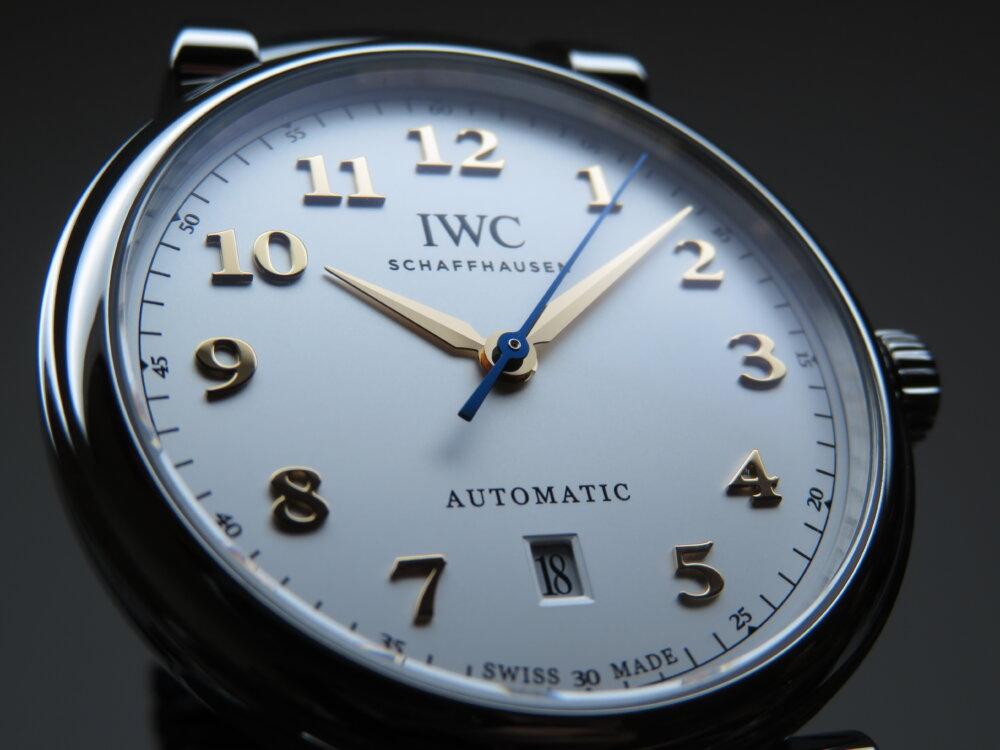 IWC 美麗なフォルム!ダ・ヴィンチ・オートマティック!IW356601-IWC -IMG_0877