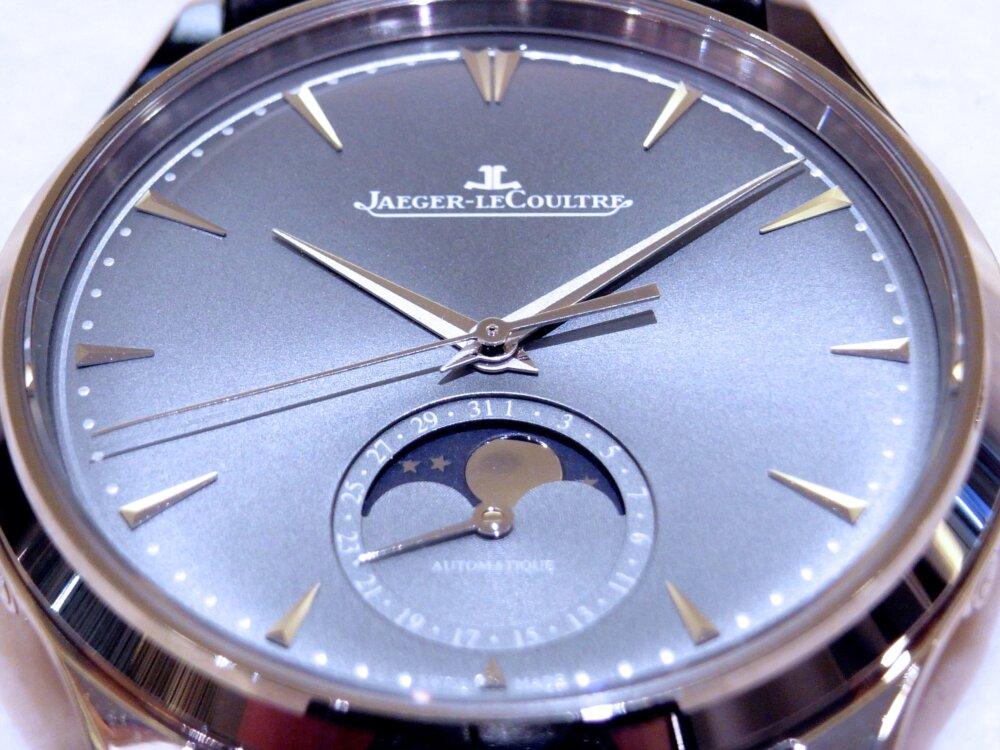 ジャガー・ルクルト ホワイトゴールドケースを採用した「マスター・ウルトラスリム・ムーン」-Jaeger-LeCoultre -R1172269