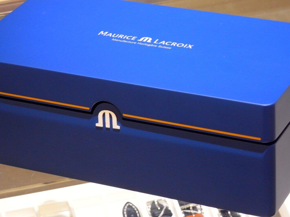 名作アイコンのスポーツモデル ベンチュラーの特別モデル「アイコン ベンチュラー リミテッドエディション」-MAURICE LACROIX -R1172541