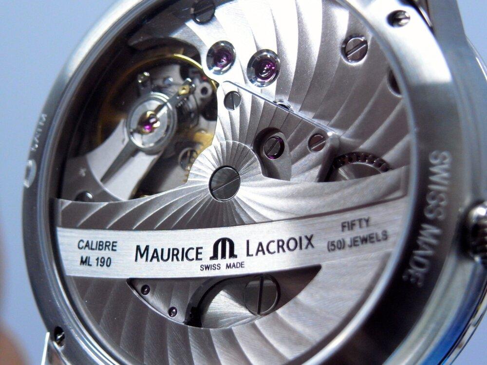 モーリスラクロアフェア最終日!2019年新作モデル「マスターピース カレンダー レトログラード」-MAURICE LACROIX -R1172801