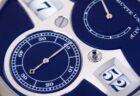 クロノスイス2019年新作! 37㎜のケース径で上品でスポーティーな実用性のあるデザイン レギュレータークラシック