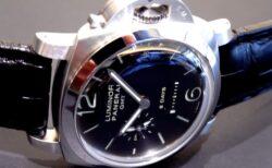 スタッフ一推し!PANERAI パネライ ルミノール 1950 8デイズ GMT ACCIAIO 44mm  PAM00233