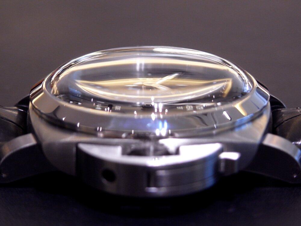 PANERAI スタッフ一推し  パネライ ルミノール 1950 8デイズ GMT アッチャイオ 44mm  PAM00233-PANERAI -R1172856