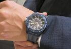 IWCクラシカルなデザイン、古典的な手巻きの時計はいかがですか「ポートフィノ・ハンドワインド・エイトデイズ」!