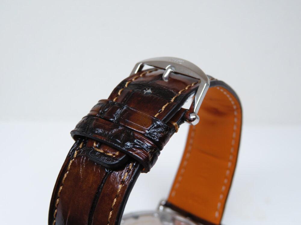 IWCクラシカルなデザイン、古典的な手巻きの時計はいかがですか「ポートフィノ・ハンドワインド・エイトデイズ」!-IWC -IMG_1479