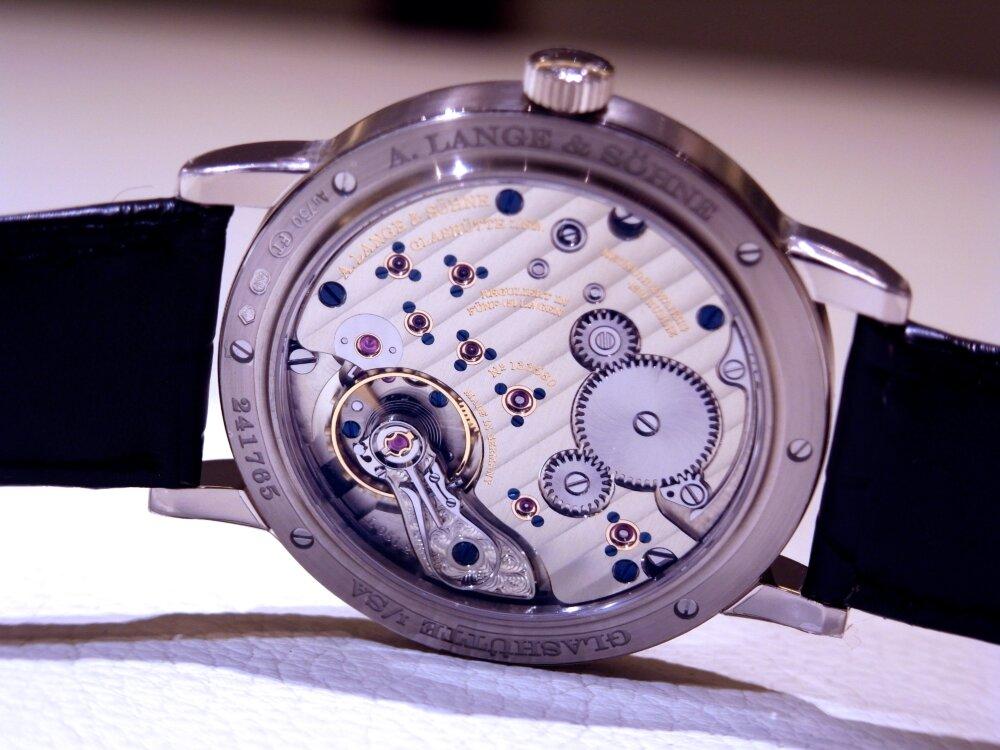 腕時計の裏の顔-A.LANGE&SÖHNE -R1173161