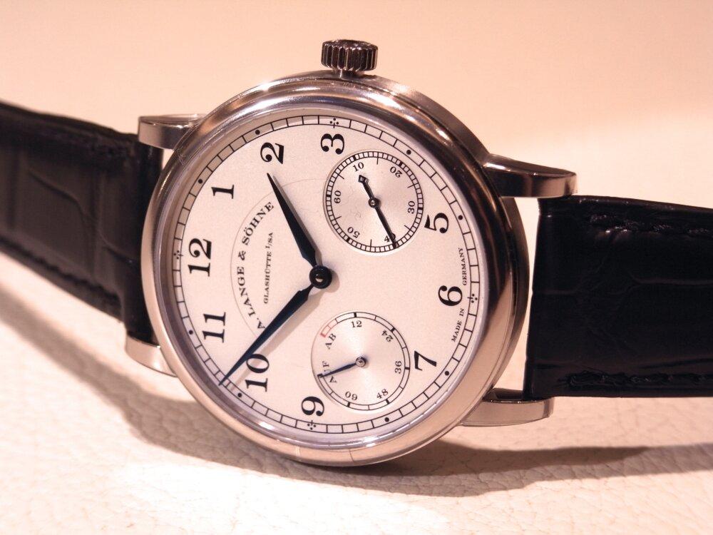 腕時計の裏の顔-A.LANGE&SÖHNE -R1173171