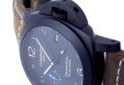 パネライ PANERAI ブラックセラミックケースを採用した ルミノール1950 3デイズ GMT オートマティック チェラミカ PAM01441