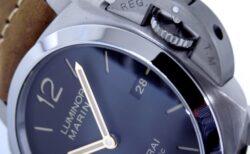 パネライ PANERAI 軽量化を実現!チタンケースの ルミノール マリーナ 1950 3デイズ オートマティック チタニオ PAM01351