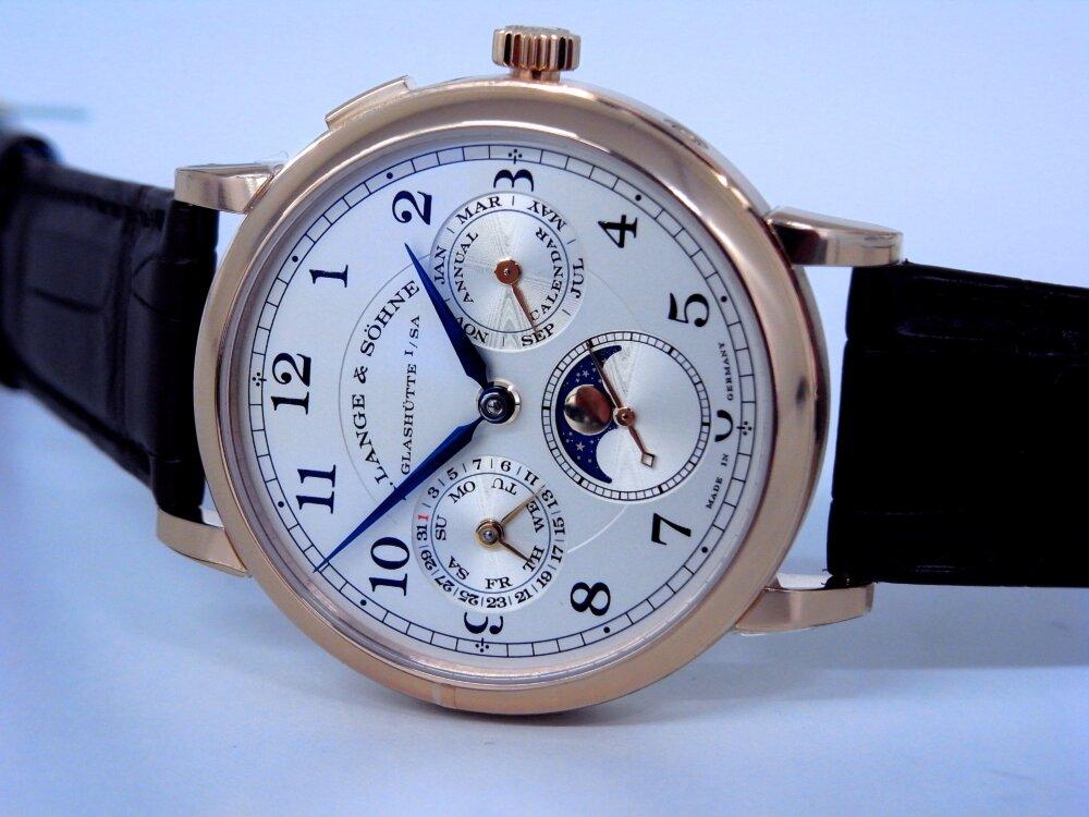 毎日着けたい時計、A.ランゲ&ゾーネ  1815 アニュアルカレンダー-A.LANGE&SÖHNE -R1173251