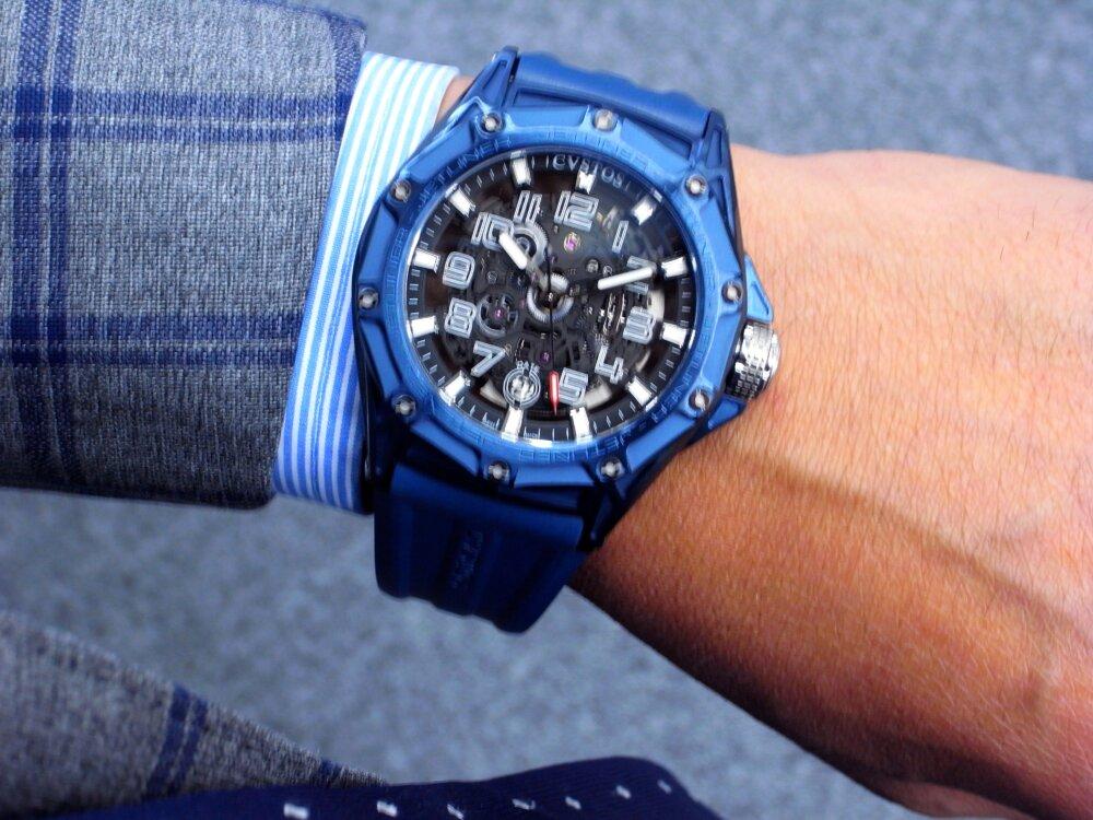ブルーのカラーが美しい航空機をイメージさせる「チャレンジ R ジェットライナー」〜クストス 〜-CVSTOS -R1173437