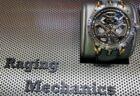 モード感溢れるエレクトリックブルー! クロノスイス「フライング・レギュレーター オープンギア レ・セック」CH-6926-BLBL