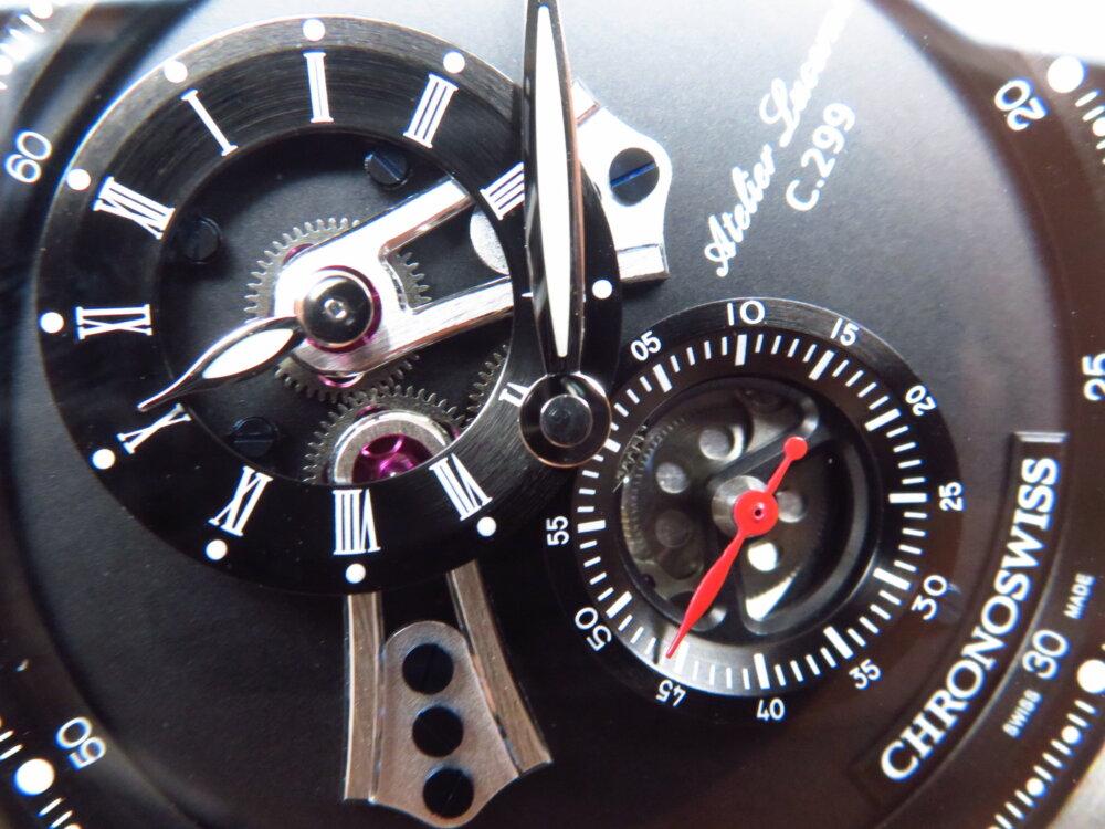 遊び心のある大人のための腕時計! クロノスイス「フライング・レギュレーター オープンギア」CH-8753-BKBK-CHRONOSWISS -IMG_1673