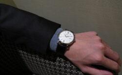 IWC 時代に左右されないシンプルでクラシカルな機械式時計!ポートフィノ・オートマティック!!