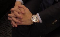 一流の大人が選ぶ一流の時計!  ロジェ・デュブイ「エクスカリバー42 オートマティック」DBEX0578