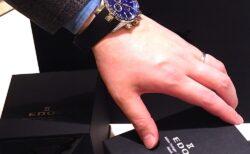レガッタの世界観を表現した「グランドオーシャン」が大阪心斎橋店に … 〜 EDOX(エドックス)〜